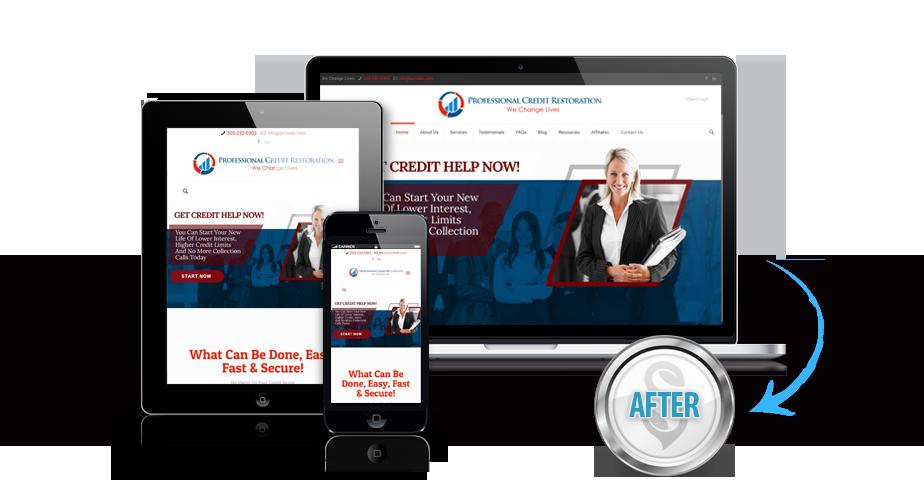 Professional Credit Restoration - After